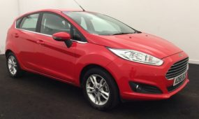 Ford Fiesta P/Shift