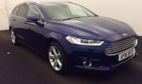 Ford Mondeo 2.0 Estate Manual
