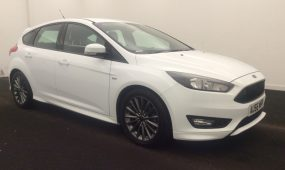 Focus ST Line 1.5 TDCI Manual