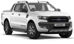 Ford Ranger Double Cab 3.2 200ps Wildtrack TDCI