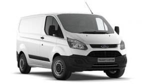 Ford Transit Custom 280 L1 LTD 130PS