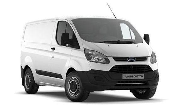 Short Term Car Lease >> Ford Transit Custom 280 L1 LTD 130PS - Sema Lease