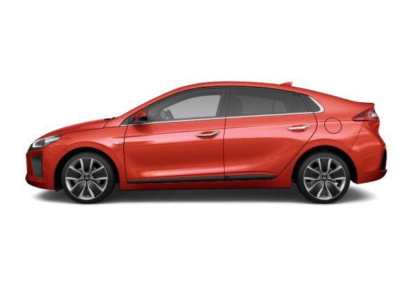 Hyundai Ioniq 1 6 Gdi Se 141ps Dct Petrol Manual 10k New