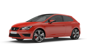 SEAT Leon 5dr FR 2.0 TSI 190 PS 7-speed