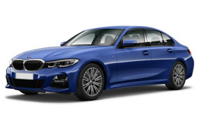 BMW 3 Series 320i M-Sport Saloon with Sun Protection Pack