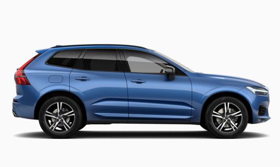 MY21 Volvo XC60 B4D R Design 2WD Metallic + Climate Pack (Hybrid)