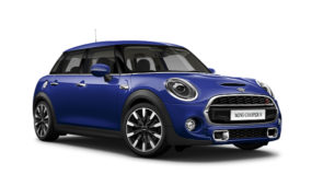 MINI Cooper S Exclusive with Leather 5dr Hatch
