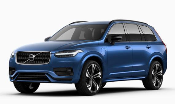 Volvo XC90 B5D R Design Metallic + Climate