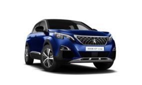 Peugeot 3008 GT Line Premium 1.5L BlueHDi 130PS