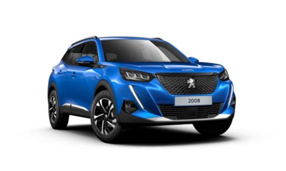 Peugeot 2008 Allure Premium 100