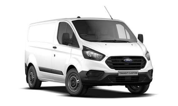 Ford Transit Custom 300 L2 Limited 130 p/s Manual