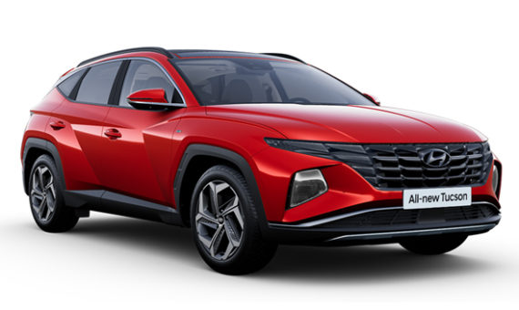 Hyundai Tucson Ultimate 1.6 TGDI 4WD DCT 48V